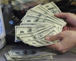 Dollar  özünün tarixi maksimm həddinə çatdı