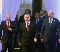 Putin Nazarbayevlə iqtisadi əməkdaşlığı müzakirə edəcək