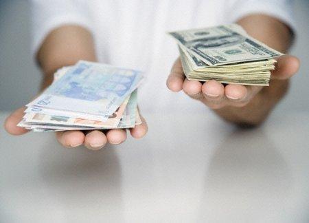 Rublun antirekordu: Dollar 40 rubla yaxınlaşdı