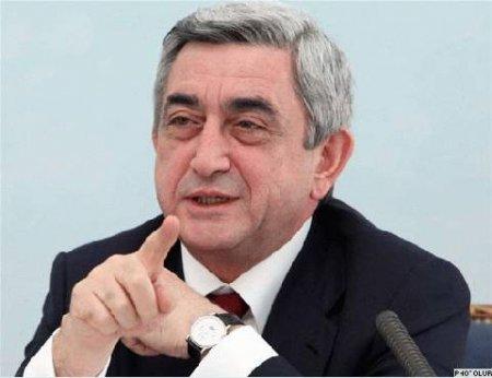 Yerevandaki  mitinqdə 20 min erməni hökümətin istefasını tələb edir