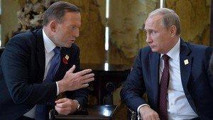 Avstraliyanın baş naziri Ukraynada Boeing-in vurulmasında Putini  ittiham etdi