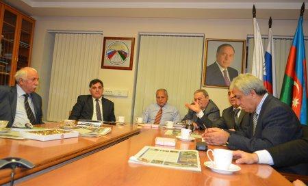 Rusiyada Azərbaycan Yaradıcılıq mərkəzi təsis edildi