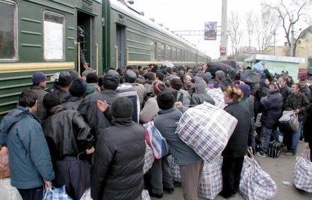 Rusiyadan Azərbaycana gedən qatarların hərəkəti dayandırılacaq