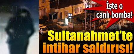 İstanbulda terror: Bir polis məmuru şəhid, digəri yaralı