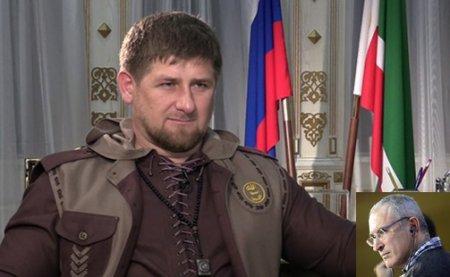 Ramzan Kadırov Xodorkovskini şəxsi düşməni elan etdi