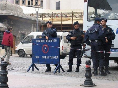İstanbul polisinə basqın edən terrorçu Rusiya vətəndaşı çıxdı