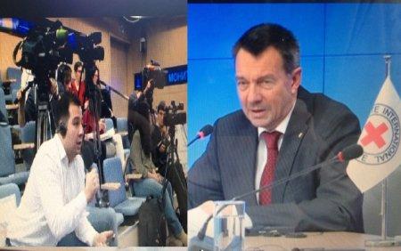 Beynəlxalq Qırmızı Xaç komitəsi Ermənistana girovlarla bağlı çağırış etməkdə acizdir