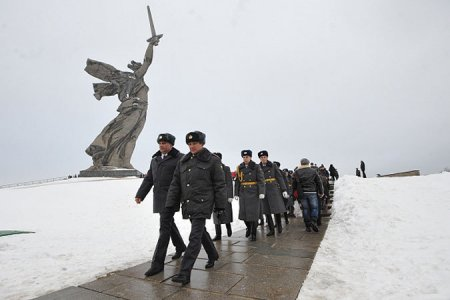 Volqoqrad Stalinqrad olmadı