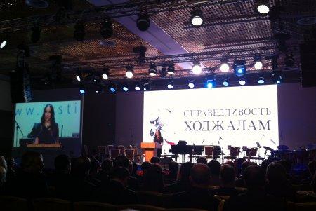 Xocalı faciəsinin 23 illiyi   Moskvada  anıldı