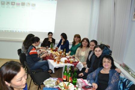 Azərbaycan diasporu Moskvada   Beynəlxalq Qadınlar gününü qeyd etdi