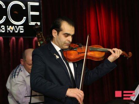 Azərbaycanlı musiqiçi Moskva cazsevərləri valeh etdi