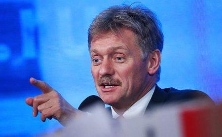 """Peskov Putinin xəstəliyi ilə bağlı xəbəri """"bahar coşqusu"""" adlandırdı"""