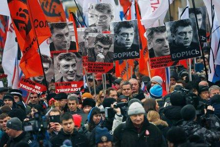 Avroparlament  Nemtsovun ölümü ilə bağlı qətnamə qəbul etdi