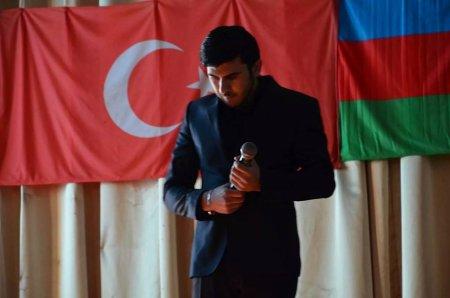 """""""Mənim şeirlərim Qarabağlıdı""""  şeiri müsabiqənin qalibi oldu"""
