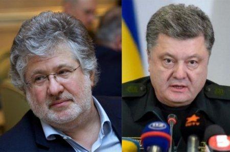 Poroşenko və Kolomoysk aralarında konflikt olmadığını bildiriblər