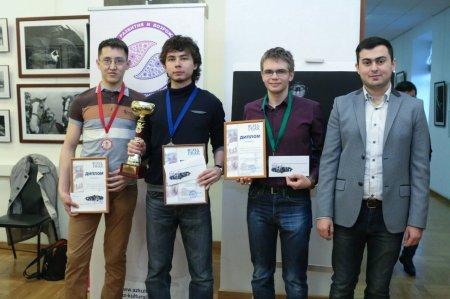 В Москве прошел  II шахматный турнир  памяти Вугара Гашимова