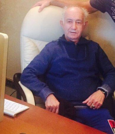 Rusiyanın tanınmış iş adamı  Məzahir Bağırovun atası vəfat edib