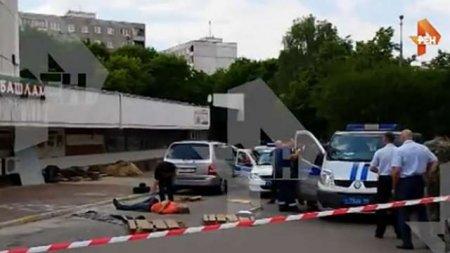 Moskvada  killer günün günorta çağı adamı güllələyib qaçıb