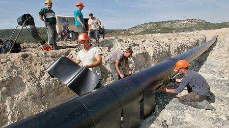 """""""Газпром"""" не одолеет Керченский пролив Мешают санкции и политические риски"""