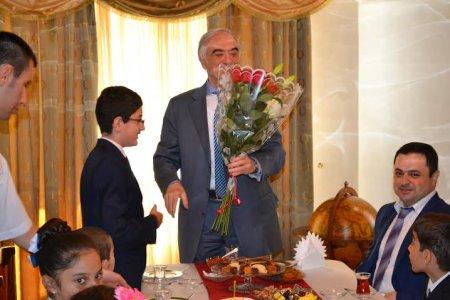 В Москве прошла встреча Посла с воспитаниками воскресной школы МАЯК