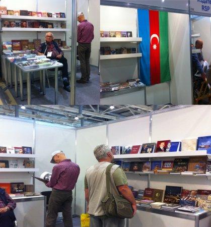 Rusiya paytaxtında 28-ci Moskva Beynəlxalq  kitab satış sərgisi  açıldı