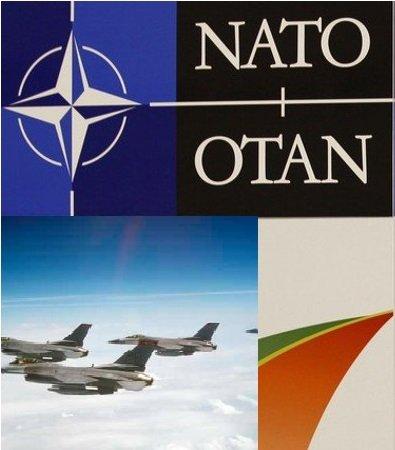 """NATO-ya  rus hərbi təyyarələrini """"vurma izni"""" verildi"""