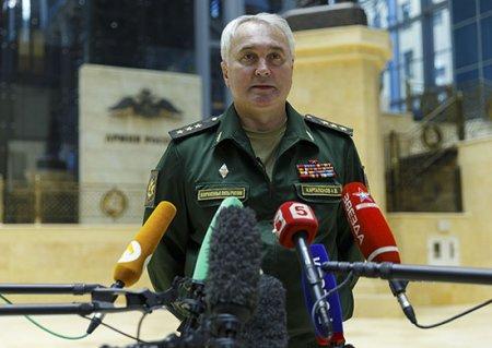 Rus general polkovniki İŞİD muzdlularının təşvişdə olduğunu deyir