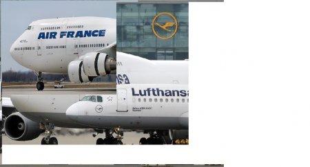 Almaniya və Fransanın  hava şirkətləri Misirə uçuşlarını dayandırdı