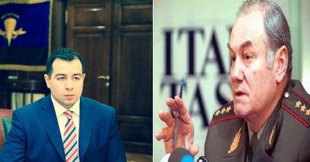 Azərbaycanlı  jurnalist Anar Həsənovun etirazı rusiyalı general Leonid İvaşovu özündən çıxarıb