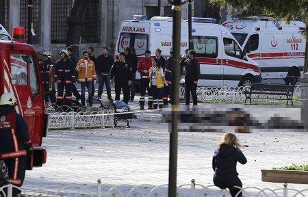 İstanbulda terror törədən suriyalıdır