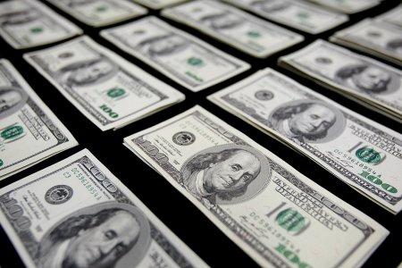 Dollar yenə enişdə