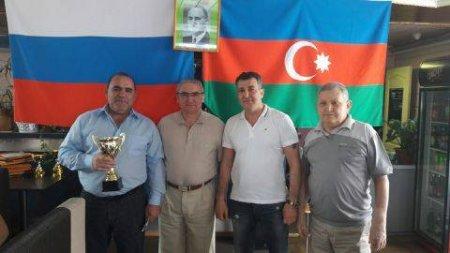 Moskva vilayətində 28 May -Müstəqillik Günü münasibətilə nərd yarışması geçirilib