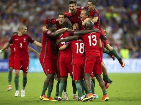 Portuqaliya finalda  Fransaya qalib gələrək  ilk dəfə  Avropa çempionu oldu
