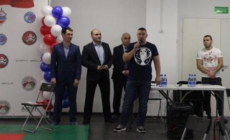 При содействии НРО ВАК и АМОР состоялось Открытое первенство Нижнего Новгорода по каратэ