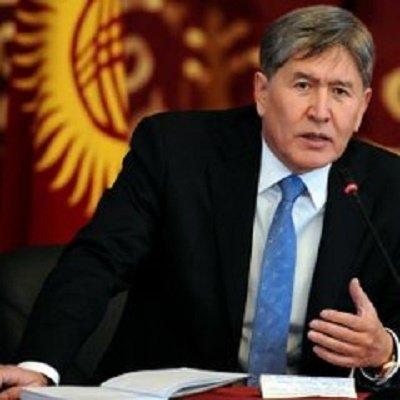 Qırğızıstan prezidenti Rusiyanın hərbi bazasını  çıxarmağa hazırlaşır