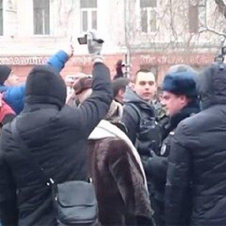 Moskvada etiraz aksiyasında 40-dan çox adam saxlanıldı