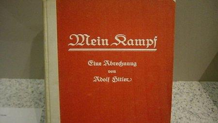 """2016-cı ildə Hitlerin """"Mein Kampf""""nın təkrar nəşri   Almaniyada besteller olub"""