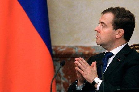 Medvedev pulun olmaması haqqında zarafat etdi