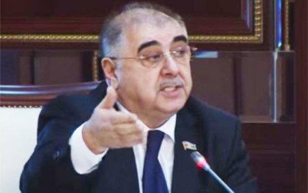 Hacı Qalibin oğlu həbs edildi