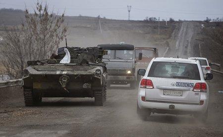 ATƏT-in  Luqanskdə partladılan maşınında  amerikalı həlak olub
