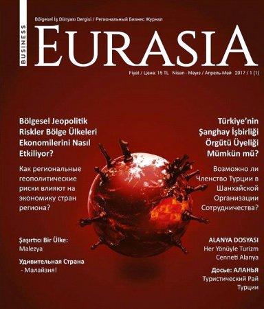 """Türkiyədə rus və türk dillərində  """"Business Eurasia"""" adlı   iqtisadi jurnalı  nəşr olundu"""