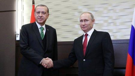 Putin: Rusiya Türkiyə münasibətləri tam olaraq  bərpa olunur