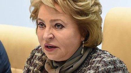 Matvienko: Rusiya Avropa Şurasının pulunu kəsir