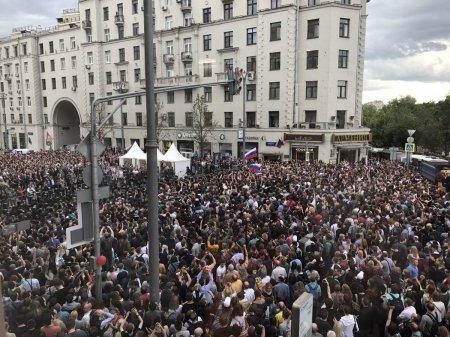 Rusiya Gününü paytaxtda 270 min adam bayram etdi