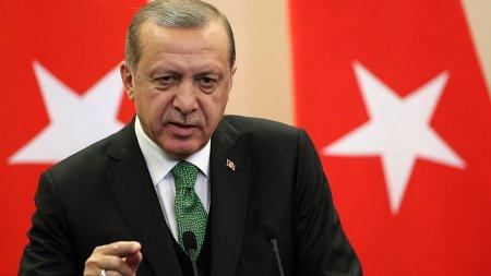 """Erdoğan Almaniya xarici işlər nazirinə  """"Yerini bil""""-dedi"""