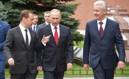 Putin düşərgəsinin reytinqi -  2018-də özü ilə götürəcəyi və qalanlar