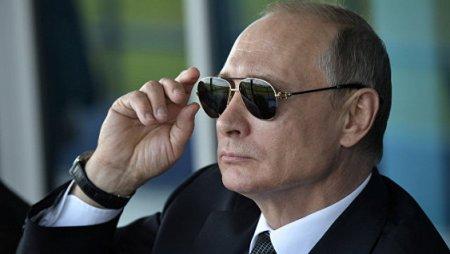Putin Türkiyəyə getdi