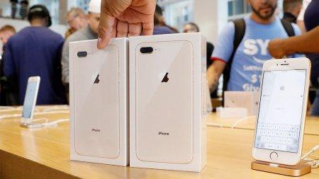 Moskvada  iPhone 8-in satışı başlandı, iPhone X yolda