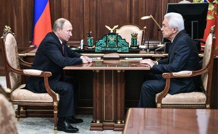 Putin Ramazan Abdulatipovun istefasını qəbul etdi