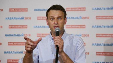 Putinin doğum gününə -Navalnı ümumrusiya etiraz aksiyası elan etdi